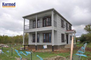 Casas prefabricadas honduras