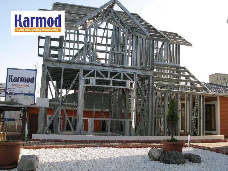 Casas Prefabricadas Precios Colombia Karmod