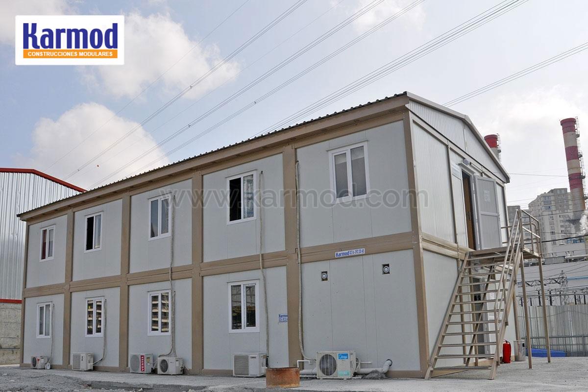 construcciones modulares y prefabricadas