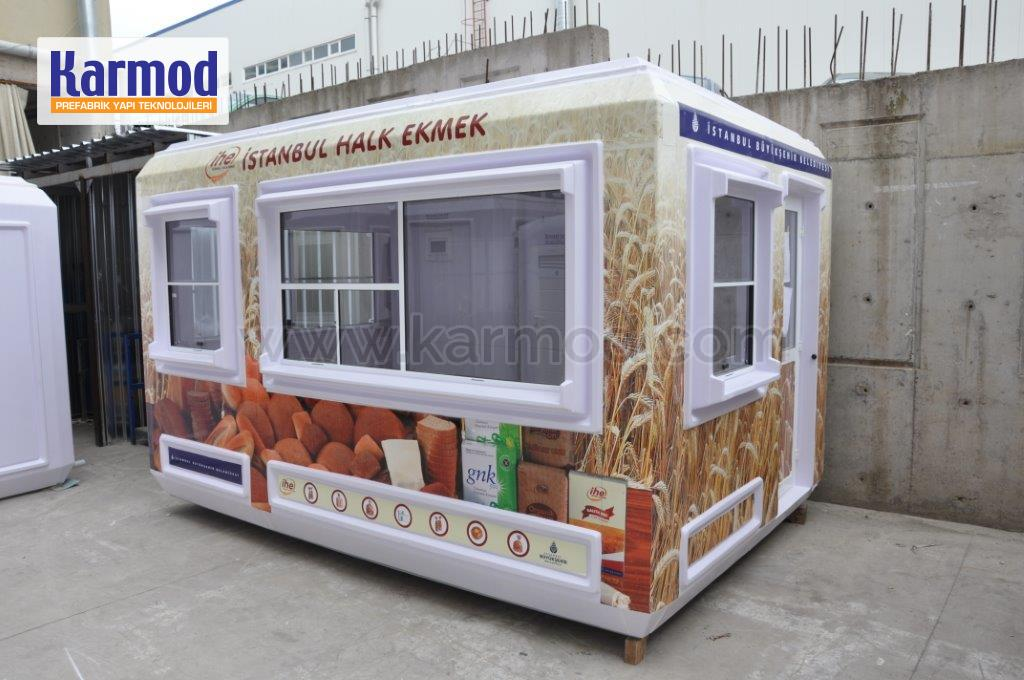 cabinas para kiosco