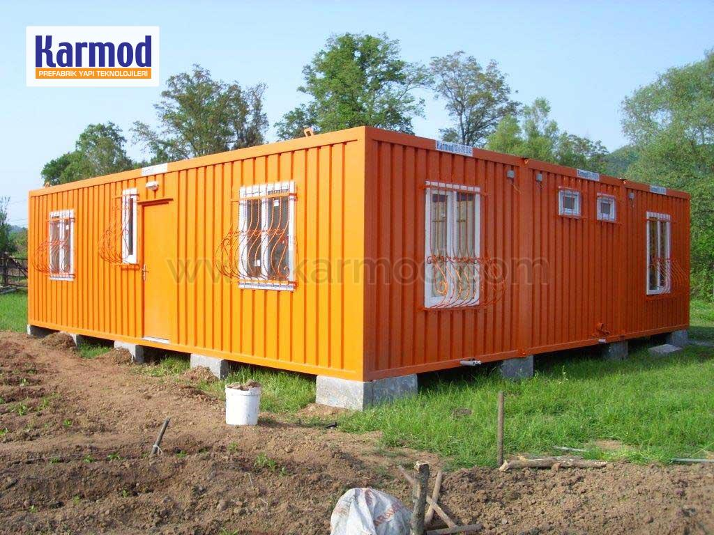 casa container quito