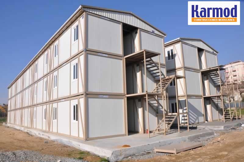 modulares prefabricados quito
