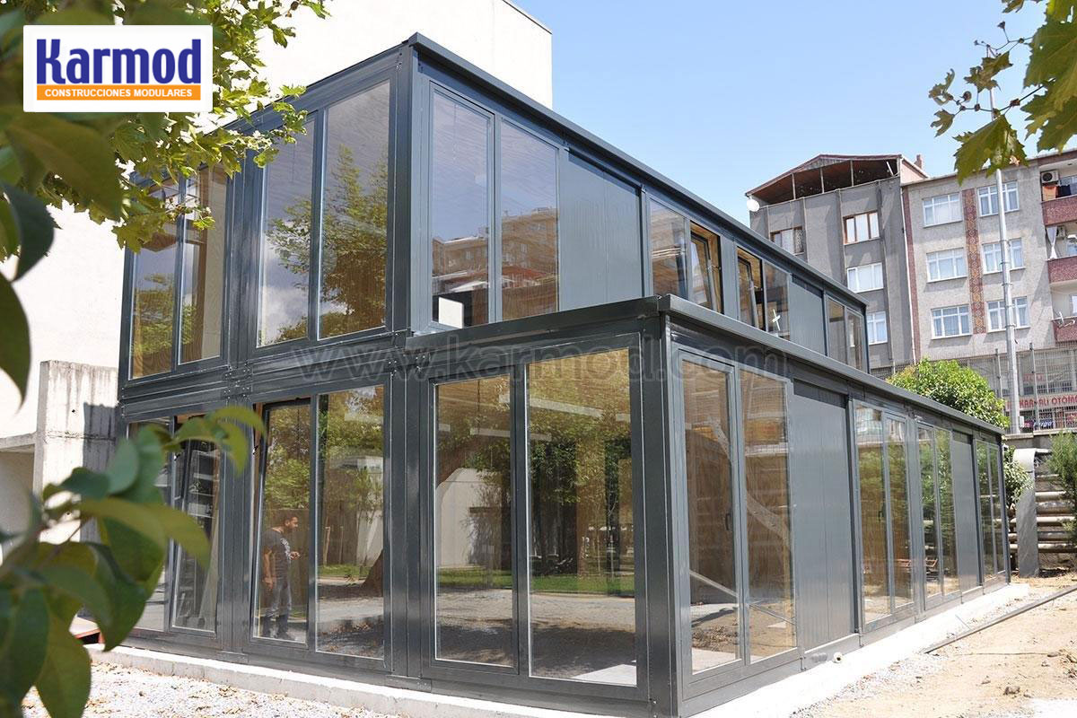 Casas contenedores venta casas contenedor baratas - Contenedores casas prefabricadas ...