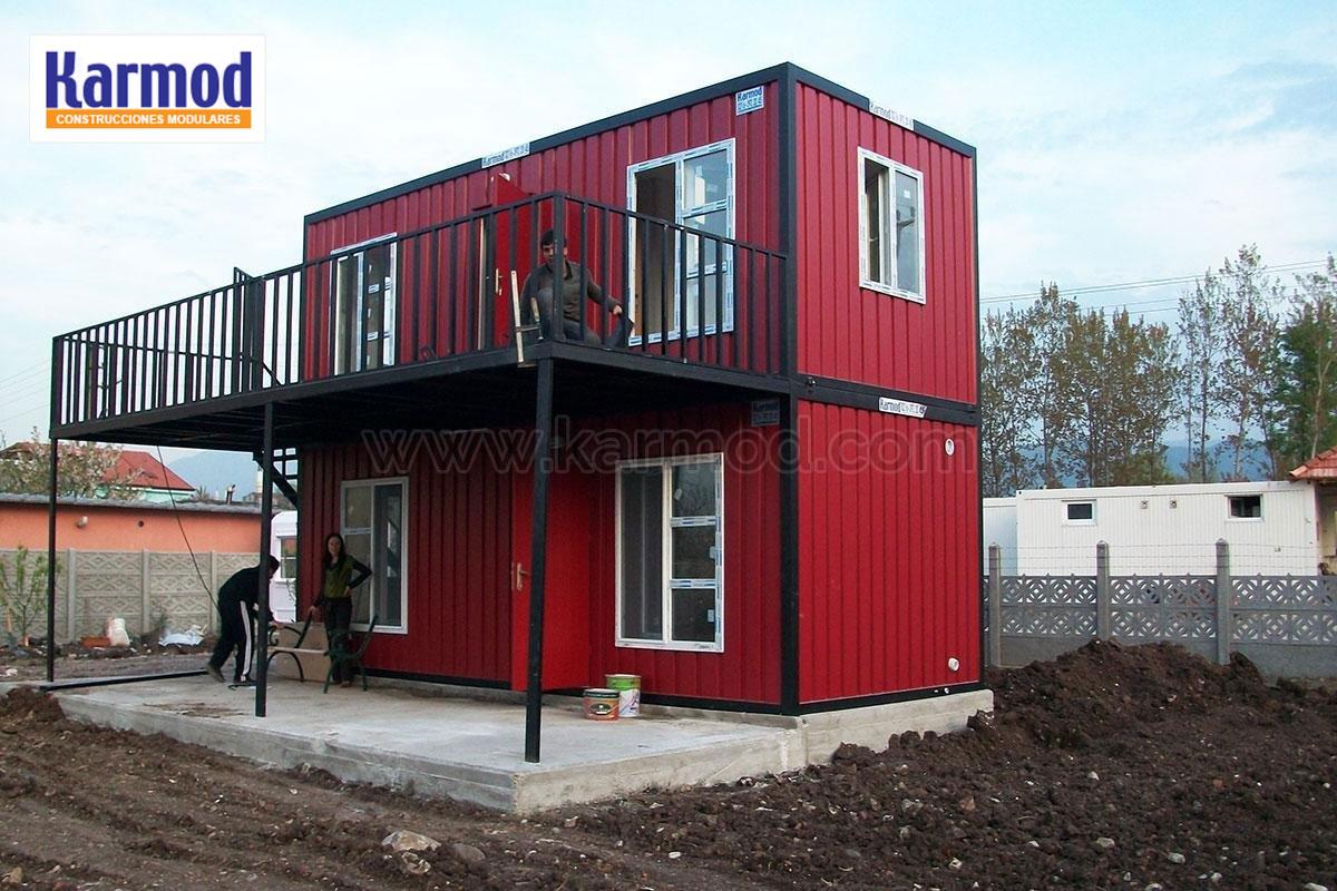 Casas contenedores venta casas contenedor baratas karmod - Casas hechas con contenedores precios ...