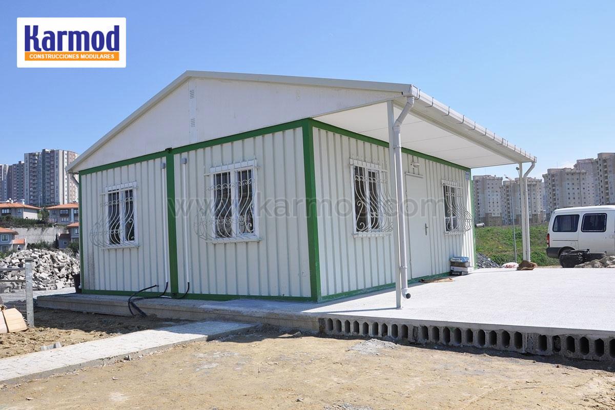 casas contenedor baratas - Casas Con Contenedores