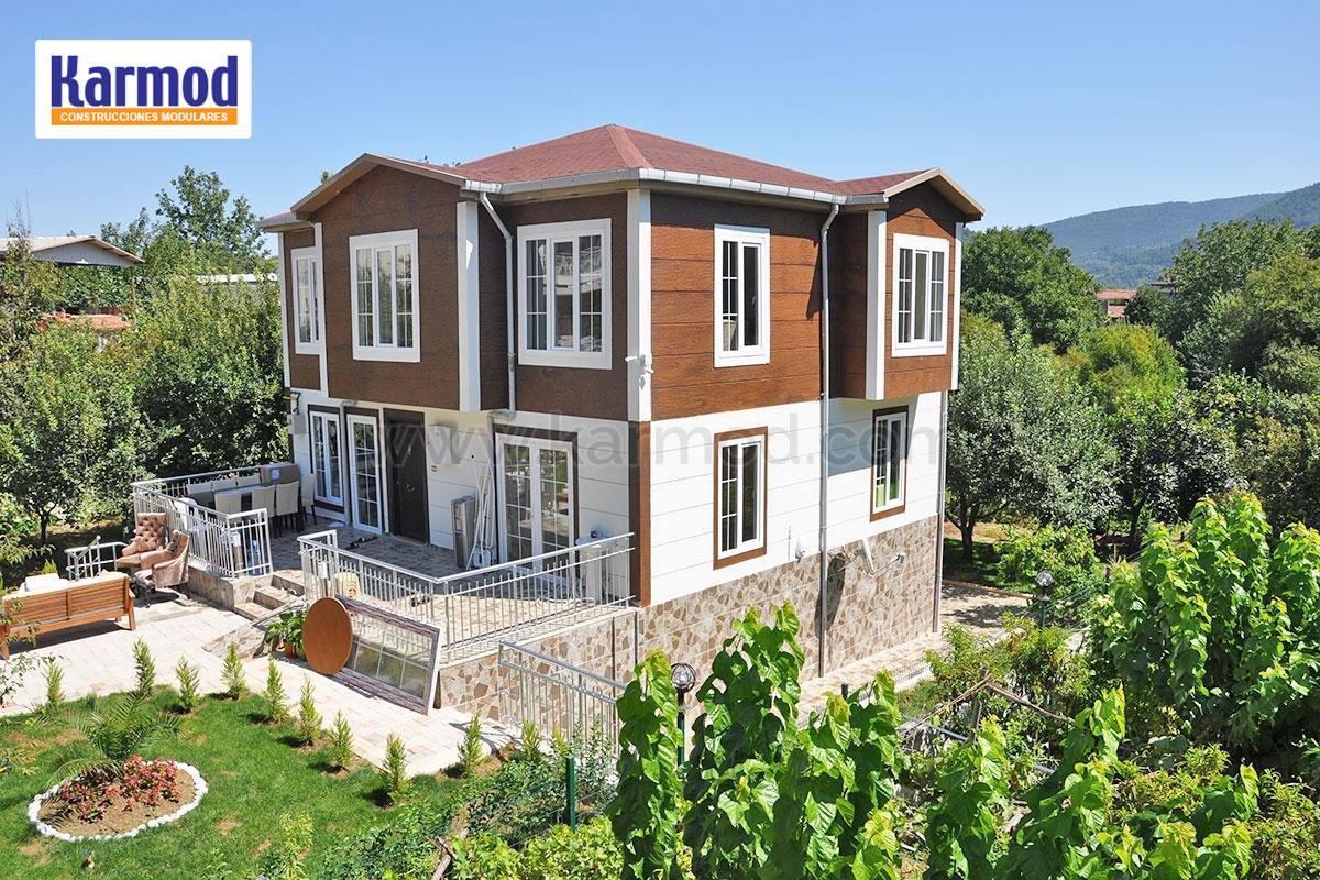Casas Prefabricadas Precios Chile Karmod