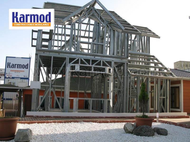 Casas Prefabricadas En Honduras Vivienda De Interes Social Karmod