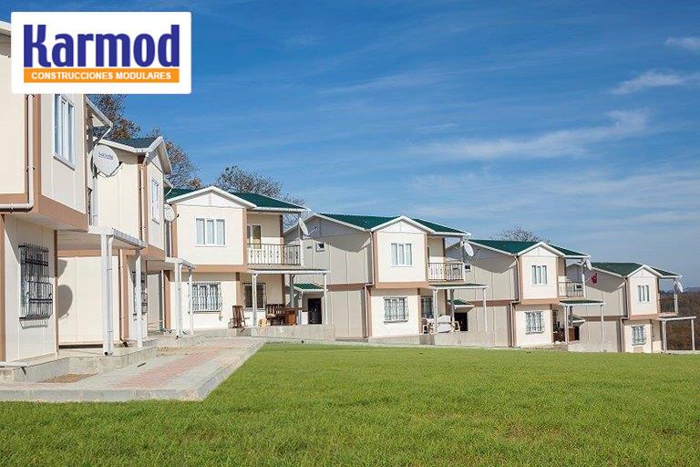 viviendas prefabricadas paraguay