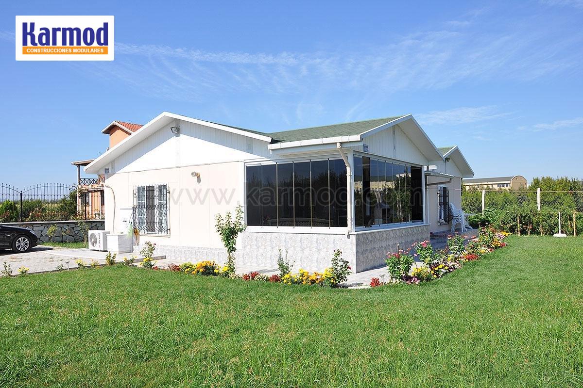 casa prefabricadas en paraguay