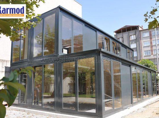 Casas contenedores venta casas contenedor baratas karmod - Casas modulares contenedores ...