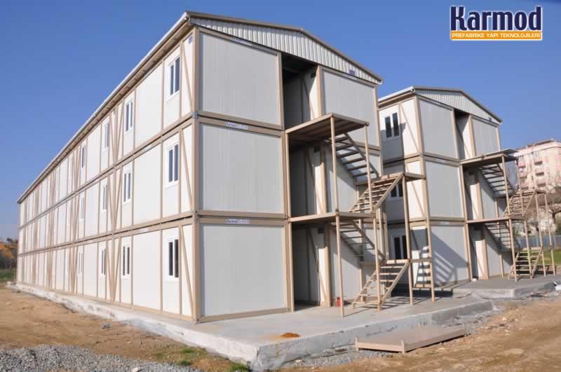Casetas de obra modulos prefabricados contenedores - Casas prefabricadas de contenedores ...