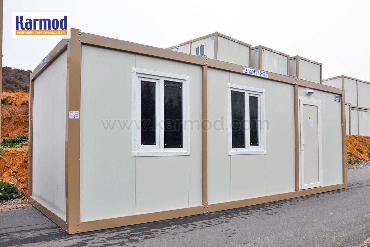 Casetas de obra modulos prefabricados contenedores construcciones modulares casas - Casa de modulos prefabricados ...