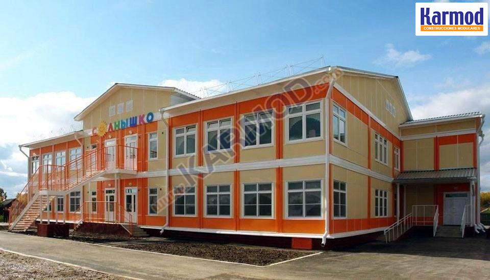 aulas prefabricadas ecuador