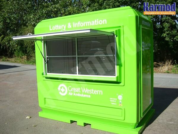 Venta de kioscos de segunda mano for Kioscos prefabricados