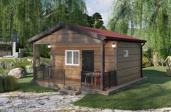Casa Prefabricada 28 m2