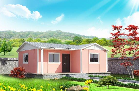 Vivienda Prefabricada de 49 m²