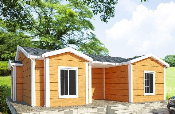 Vivienda Prefabricada de 98 m²