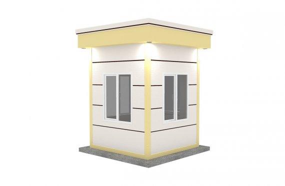 Kioscos Modernos de Madera  200x200
