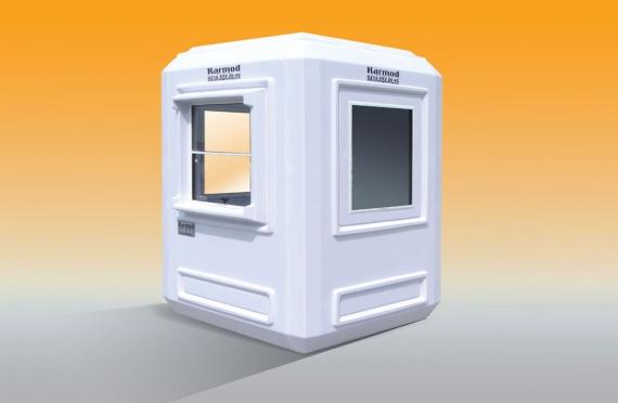 Caseta de Vigilancia de 150 X 150