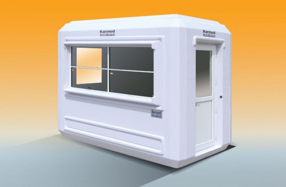 Caseta de Vigilancia de 150 X 270
