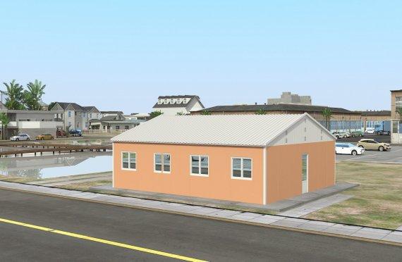 Campamento Modular de 91 m²