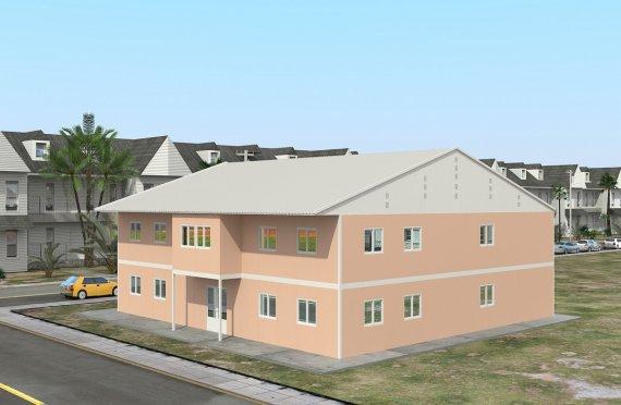 Aula Prefabricada de 594 m²