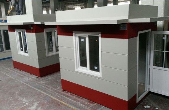 Kioscos Modernos de Madera