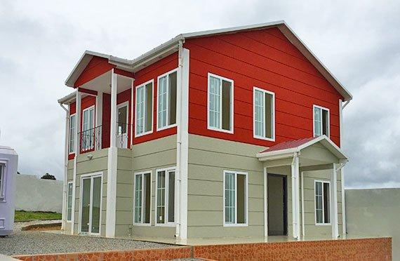 Casas Prefabricadas Doble Planta