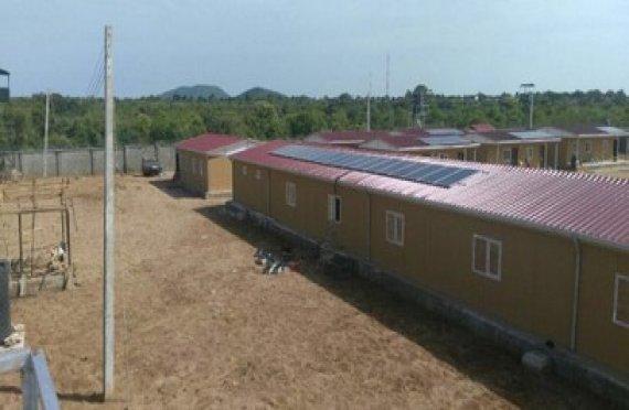 Karmod construyó instalaciones militares en Nigeria