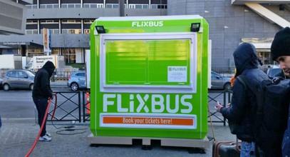Desde Karmod, Las taquillas de Flixbus en Francia
