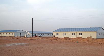 Se concluyó el complejo de astillero prefabricado en Argelia.