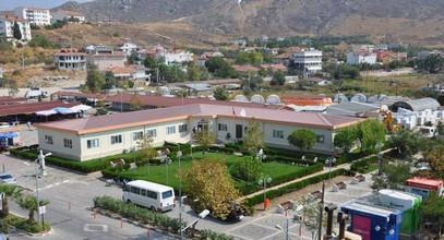 Se completó la construcción del edificio municipal prefabricado