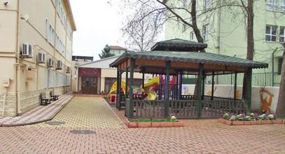Jardín Infantil Prefabricado de Karmod fue enviado a Bursa