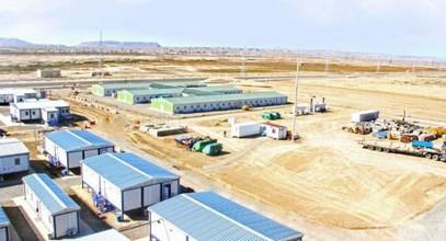 Construcciones prefabricadas para el proyecto Shahdeniz-2 en Azerbaiyán