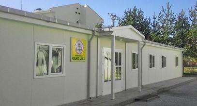 Karmod concluyó con éxito el Proyecto Escolar Prefabricado