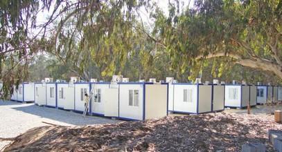 Libia recibió el complejo de Campamento de Trabajo de Karmod