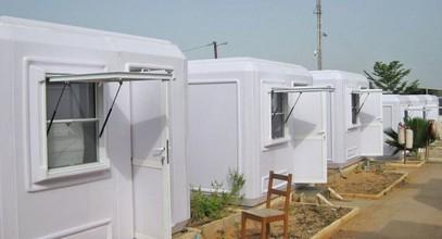Construimos la Ciudad Cabina en Senegal