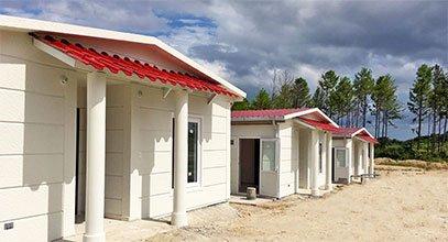 Karmod ha completado el proyecto Casas de Acero en Panama