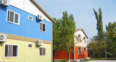 Proyecto Villa Vacacional en Ucrania