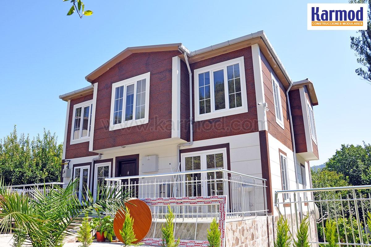 Casas de acero galvanizado estructuras metalicas para - Casas de acero prefabricadas ...