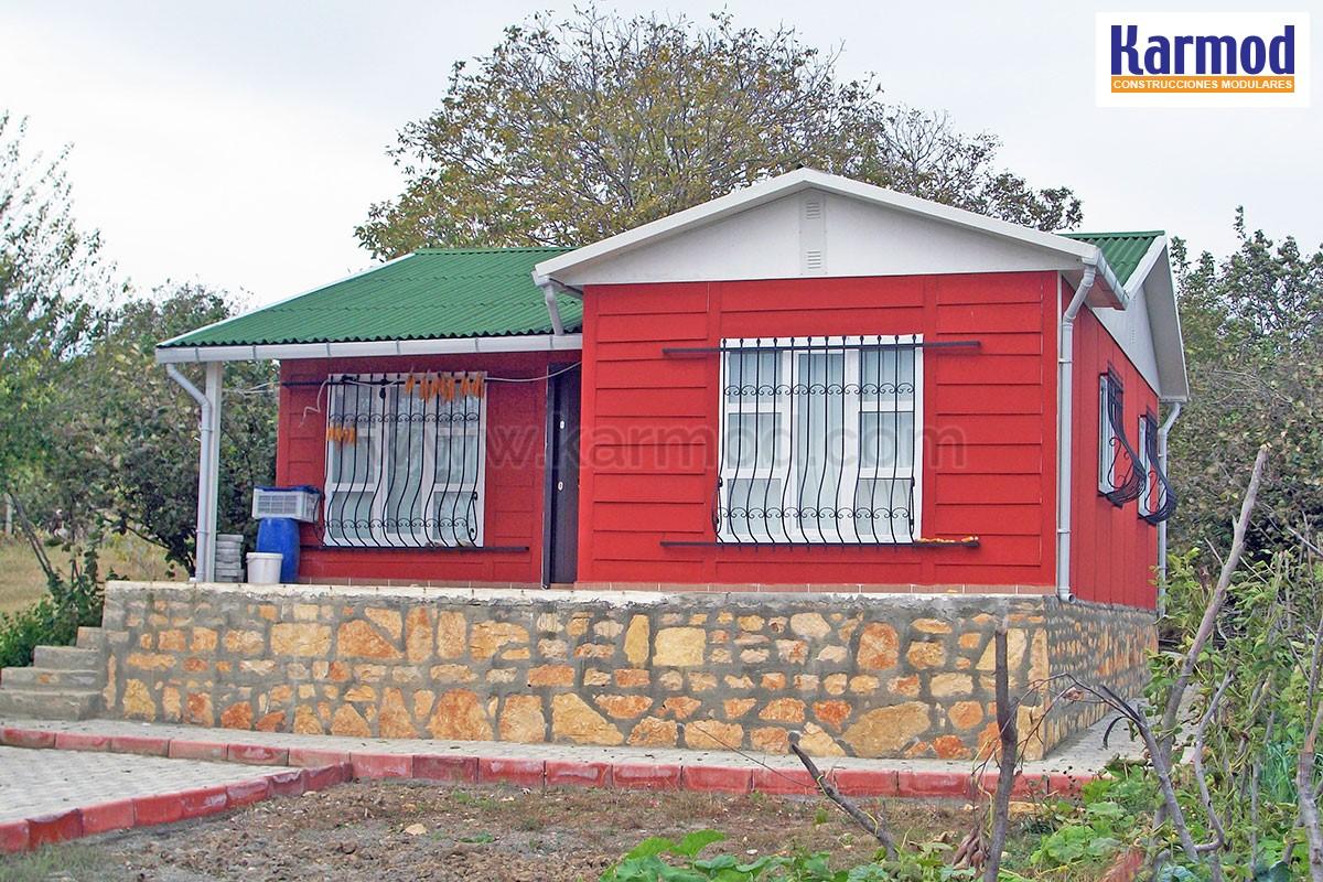 Vivienda prefabricada precios viviendas modulares karmod - Viviendas modulares precios ...